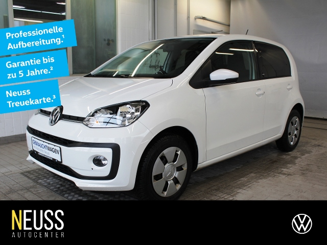 VW up! 1,0 Sound PLUS SHZ+PCD+ALU