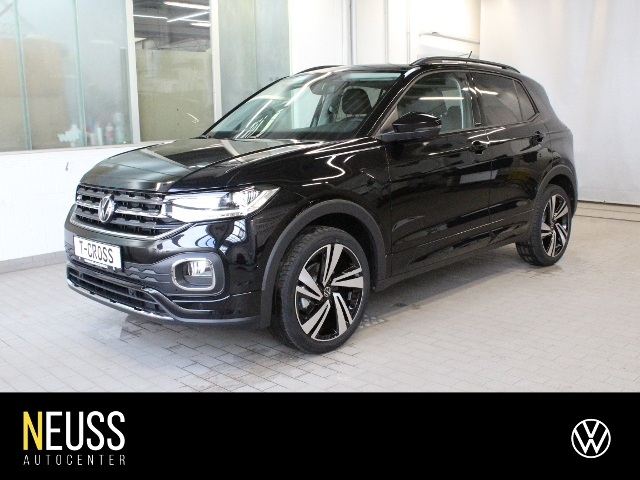 VW T-Cross 1,5 TSI DSG Active R-Line LED+NAVI+ACC