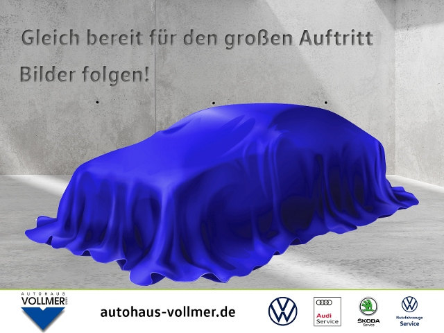 VW Golf Sportsvan Comfortline 1.5 TSI ACT 110 kW (150 PS) 7-Gang-Doppelkupplungsgetriebe DSG Tiptronic KLIMA LED NAVI ALU (Tageszulassung)