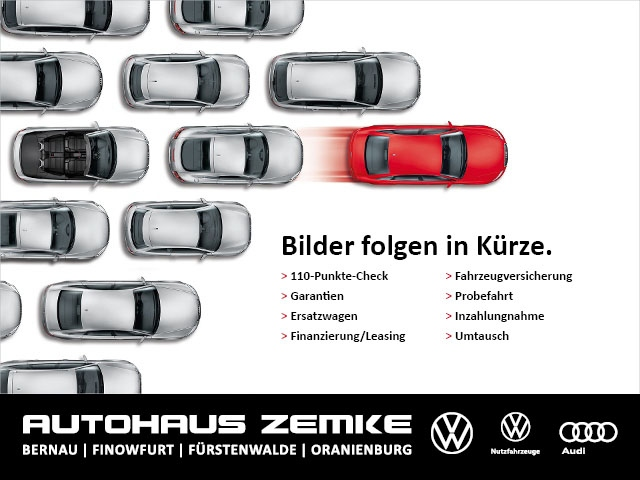 VW up! 1,0 high up! (Gebrauchtfahrzeug)