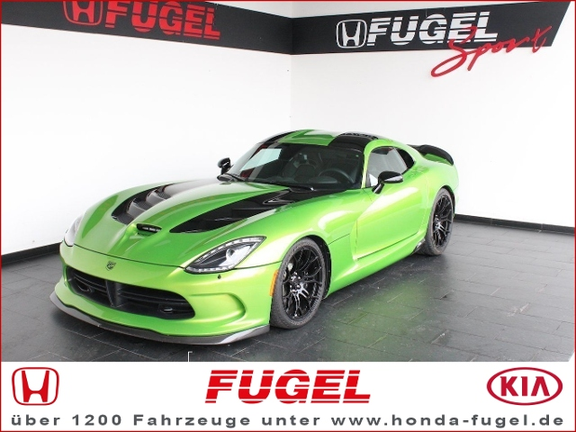 Dodge Viper SRT Coupe Geiger Umbau