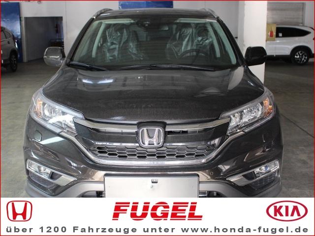 Honda CR-V 2.0 i-VTEC 4WD Elegance AT Navi Temp. RFK