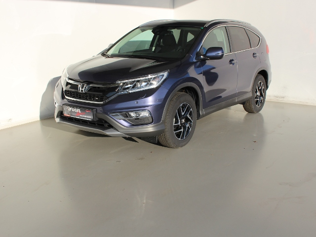 Honda CR-V 2.0 i-VTEC 4WD Elegance AT|Navi|Fahr.-pak.