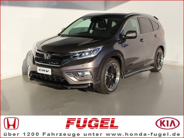 Honda CR-V 2.0 i-VTEC Elegance 2WD Fugel Sport