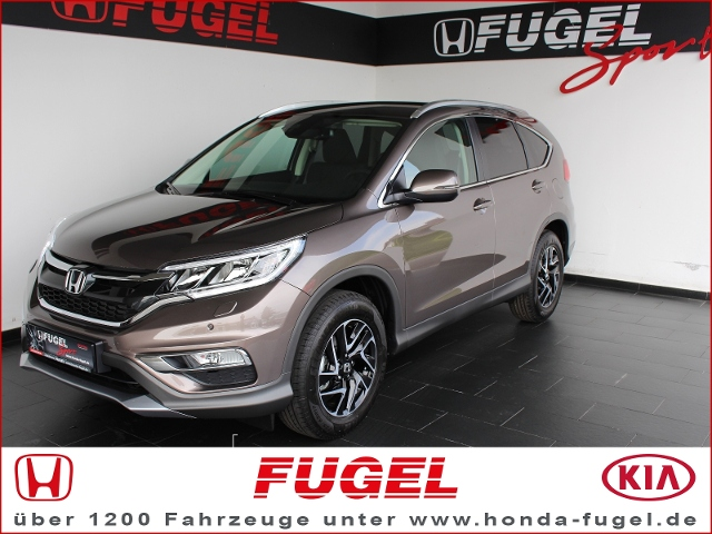 Honda CR-V 2.0 i-VTEC 4WD Elegance AT|Temp.|RFK