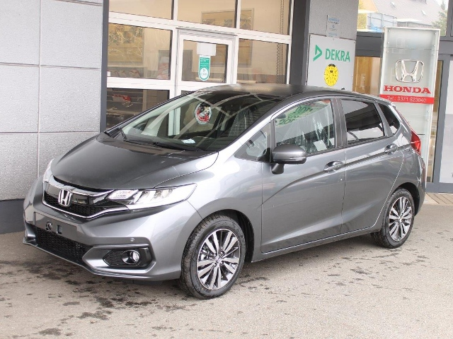 Honda Jazz 1.3 i-VTEC Elegance CVT-AT|LED|RFK inkl. WR