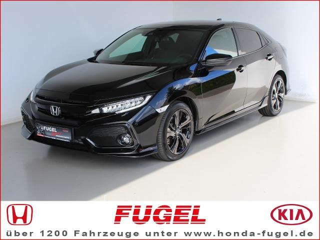 Honda Civic 1.5 i-VTEC Sport Plus CVT-AT|LED|Pano