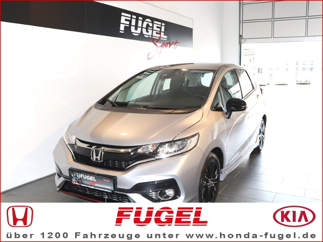 Honda Jazz 1.5 i-VTEC Dynamic CVT-AT|LED|PDC|SH