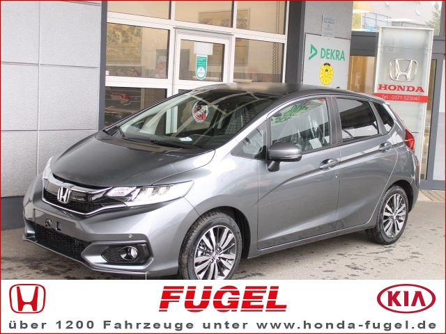 Honda Jazz 1.3 i-VTEC Elegance CVT-AT|LED|RFK