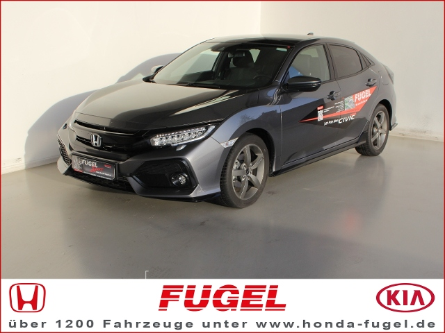 Honda Civic 1.5 i-VTEC Turbo Sport Plus LED|ACC|Navi