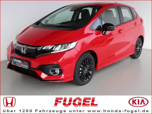 Honda Jazz 1.5 i-VTEC Dynamic CVT-AT|LED|PDC|Navi