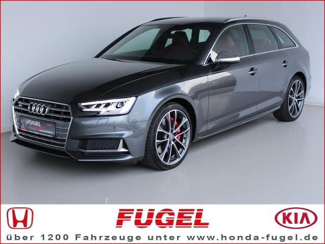 Audi S4 Avant 3.0 TFSI quattro Matrix LED|Navi|Leder