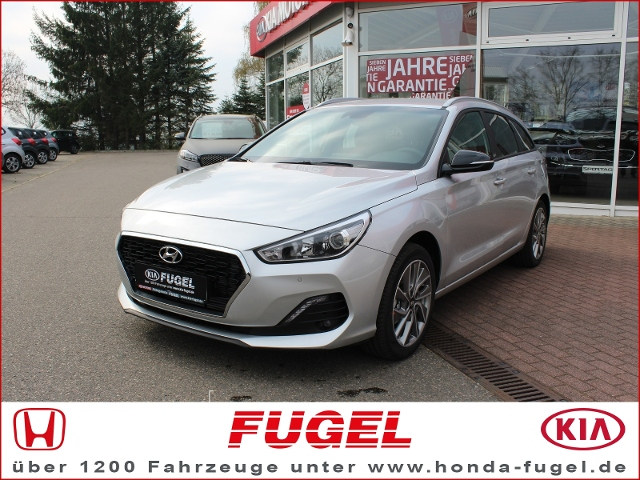 Hyundai i30 Kombi 1.4 T-GDI DCT Navi|SHZ