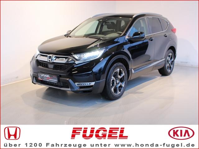 Honda CR-V 1.5 T Lifestyle 4WD LED|Navi|7S