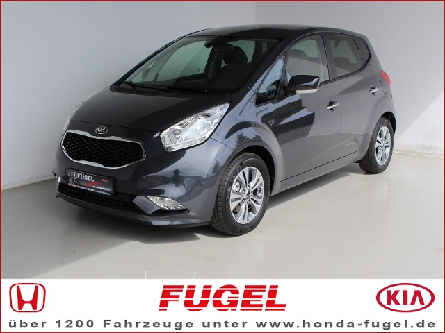 Kia Venga 1.6 Dream Team Prem.+ Navi|RFK