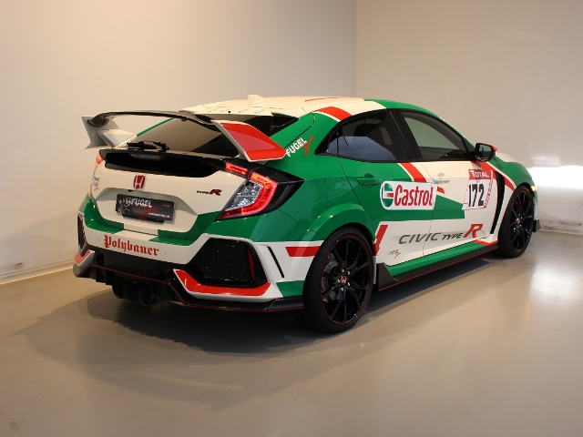 Honda Civic 2.0 i-VTEC Type R GT 24h Edition