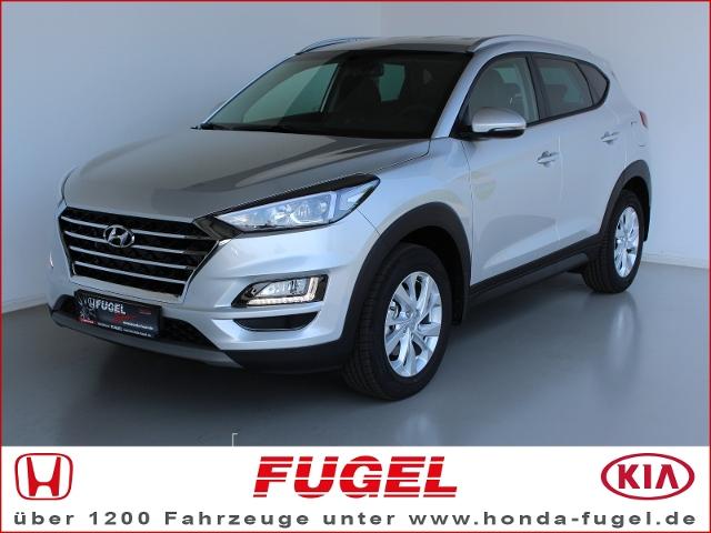 Hyundai Tucson 1.6 T-GDI Navi SHZ Klimaaut.