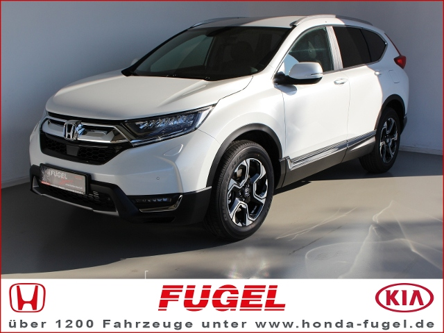 Honda CR-V 1.5 VTEC Turbo AWD Lifestyle LED|Leder