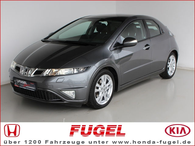 Honda Civic Lim. 1.8 Executive AT Sitzh.|Pano