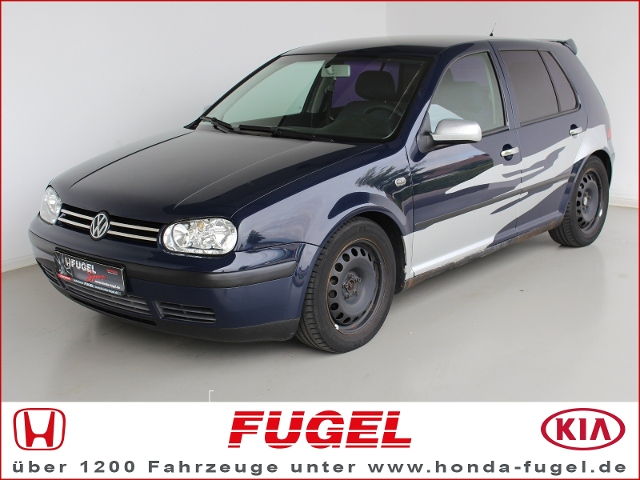 VW Golf IV 1.4 Basis Klima