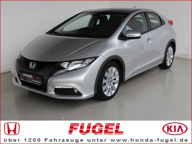 Honda Civic 1.8 i-VTEC Sport AT|Klimaaut.|RFK
