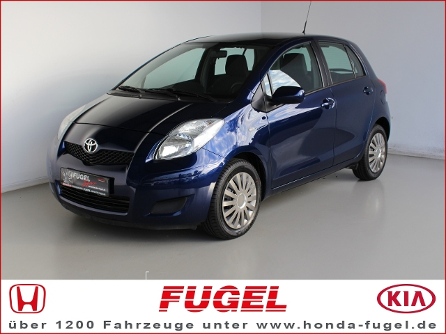 Toyota Yaris 1.33 VVT-i Multimode Cool Klima