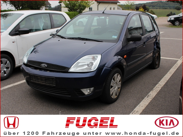 Ford Fiesta 1.4 Trend Klima