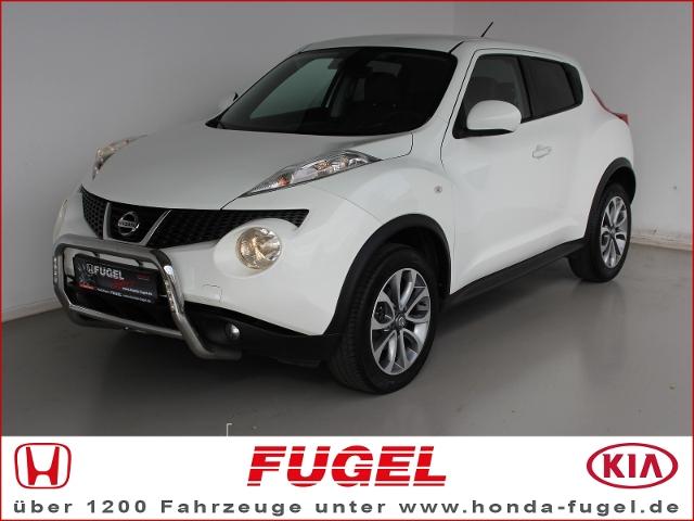 Nissan Juke 1.6 dci Tekna Navi|Temp.|Leder