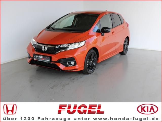 Honda Jazz 1.5 i-VTEC Dynamic LED|Sitzh.|Navi