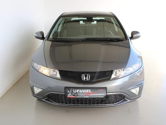 Honda Civic 1.8 Sport AT Klimaaut.|Temp.