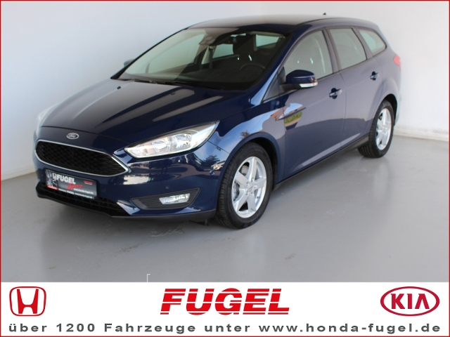 Ford Focus Turnier 2.0 TDCI Business Navi|Temp.|RFK