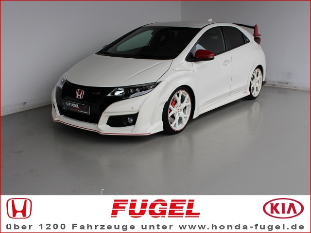 Honda Civic 2.0 Type R Final Ed. Remus| Wagner LLK| KW