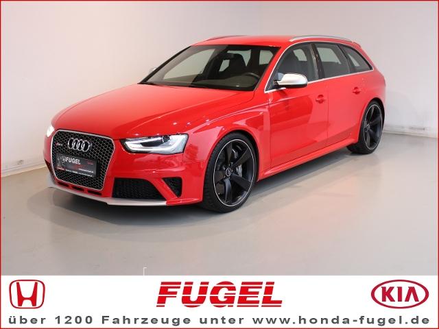 Audi RS4 Avant 4.2 FSI Keramik|Rotor 20|Sport-AGA