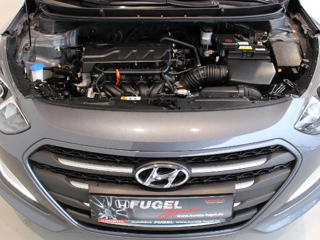 Hyundai i30 1.4 Classic blue Klima