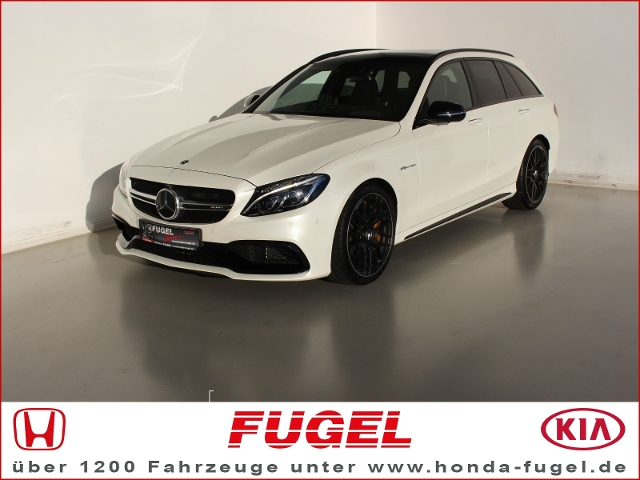 Mercedes-Benz C 63 AMG S Keramik|Pano|Performance