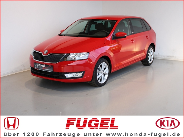 Skoda Rapid Spaceback 1.2 TSI Joy AHK|PDC|SHZ