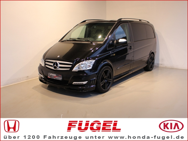 Mercedes-Benz Viano FUN 2.2 CDI Function AHK|Temp.