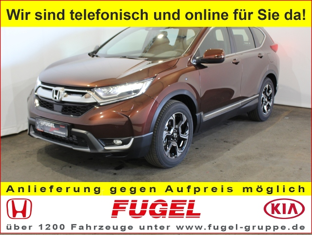 Honda CR-V 1.5 VTEC Turbo Comfort 2WD LED|Navi|SHZ