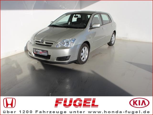Toyota Corolla 1.6 Edition SHZ|Temp.|Klimaaut.