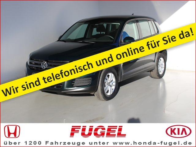 VW Tiguan 2.0 TDi Trend & Fun 4Motion AHK Klima