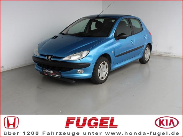 Peugeot 206 1.4 Grand Filou Klima|Sportsitze