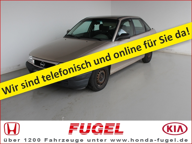 Opel Astra F 1.6 Limo. Klima