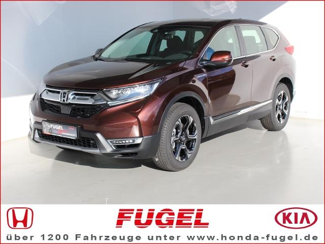Honda CR-V 2.0 i-MMD HYBRID Elegance 4WD LED Navi