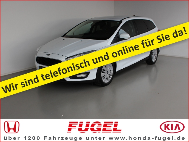 Ford Focus Turnier 1.5 TDCI Business Navi SHZ RFK