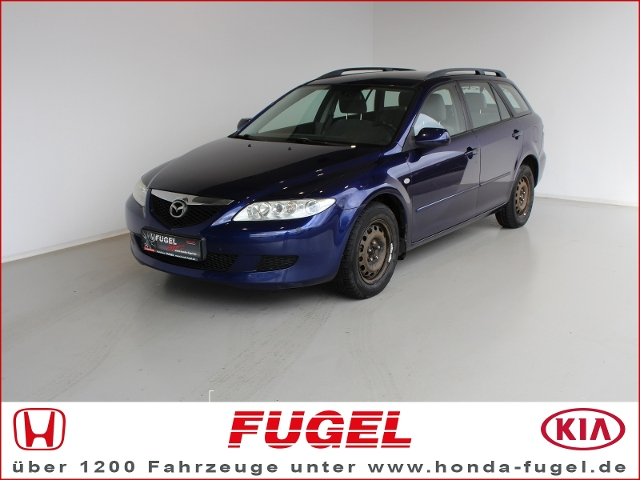 Mazda 6 Kombi 1.8 Sport Exclusive Temp.