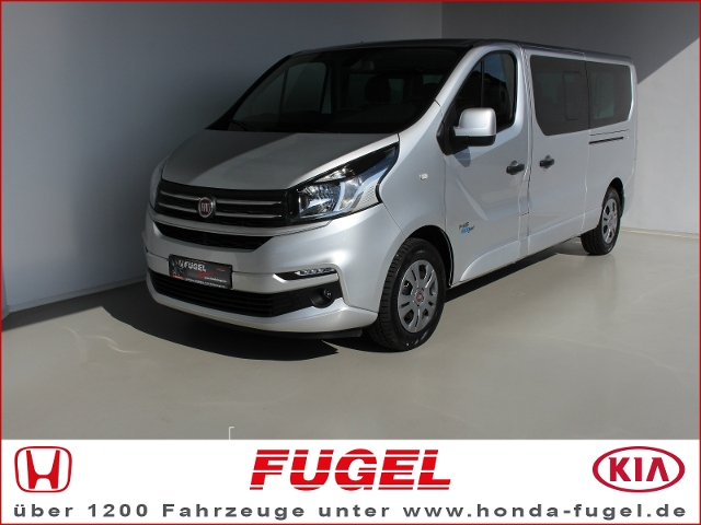 Fiat Talento Kombi 1.6 L2H1 1,2t Family 8S Navi SHZ