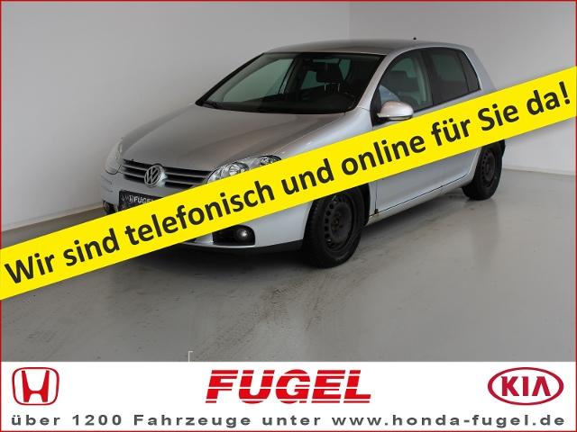 VW Golf 2.0 United Klimaaut.|PDC