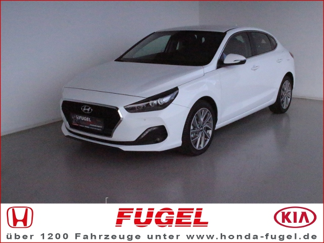 Hyundai i30 Fastback 1.4 T-GDI LED SHZ Navi
