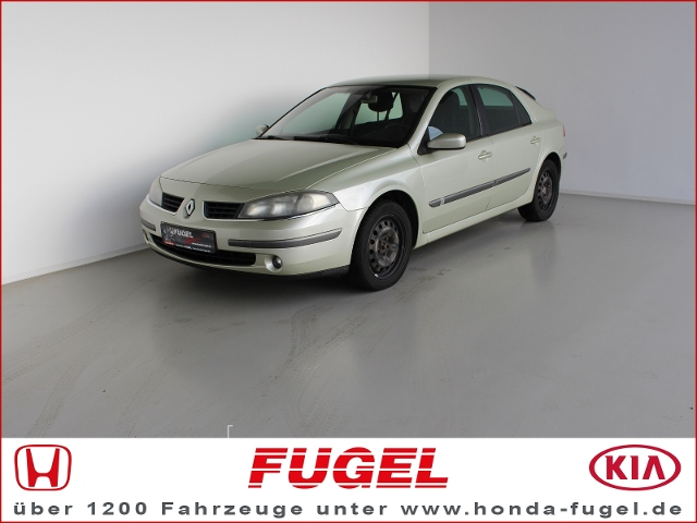 Renault Laguna 2.0 Emotion Klimaaut.|Temp.