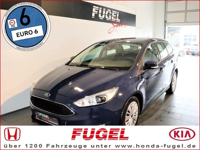 Ford Focus Turnier 1.5 Trend AT Navi|PDC|SHZ